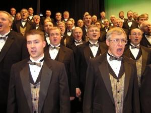 Book the Chorus!